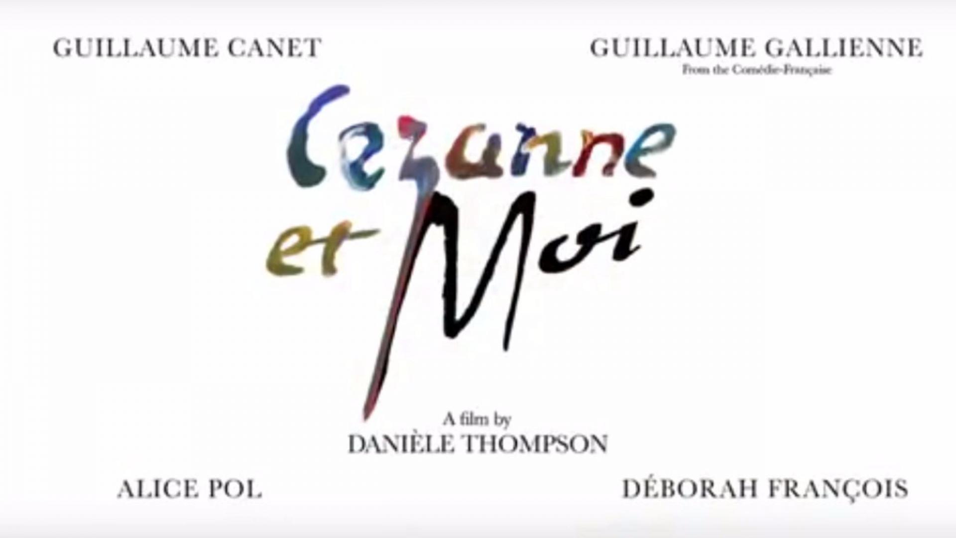 Cézanne et moi (Official Trailer)