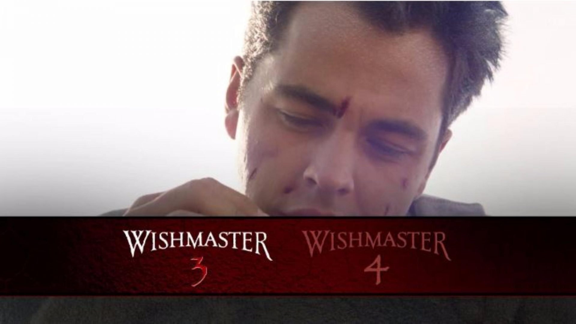 Wishmaster 3: Beyond the Gates of Hell | Wishmaster 4: The Prophecy Fulfilled | Blu-ray Collection: Disc Three (2017)