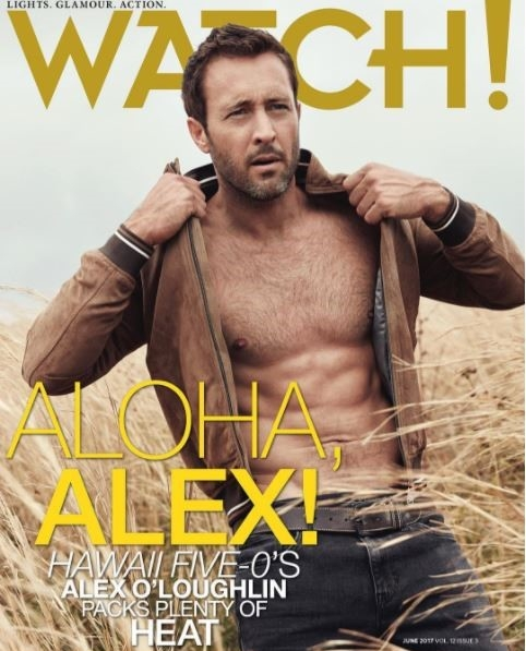 CBS Watch! Magazine - June 2017 Edition | Shoot with Hawaii Five-0 star, Alex O'Loughlin