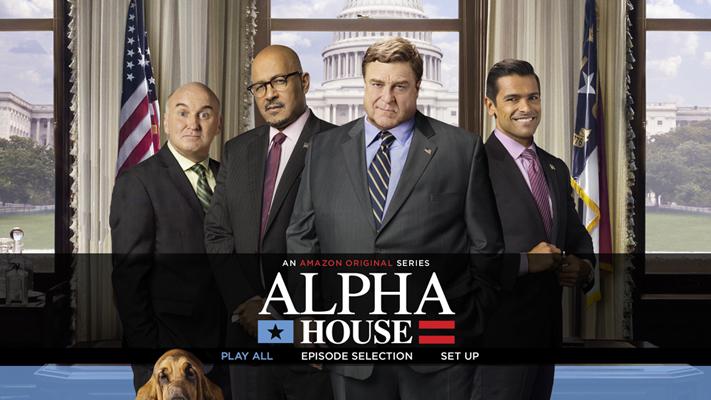 Alpha House | An Amazon Original Series