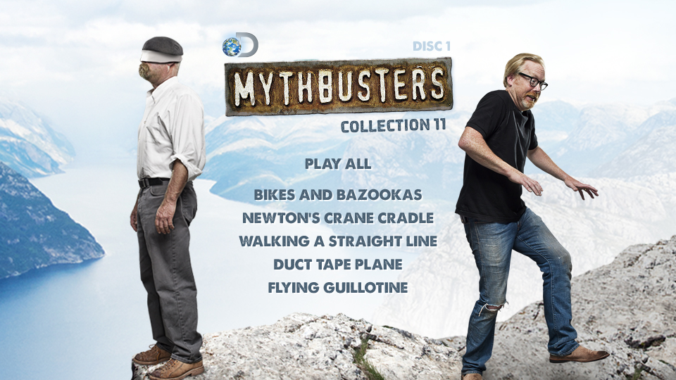 MythBusters: Collection 11