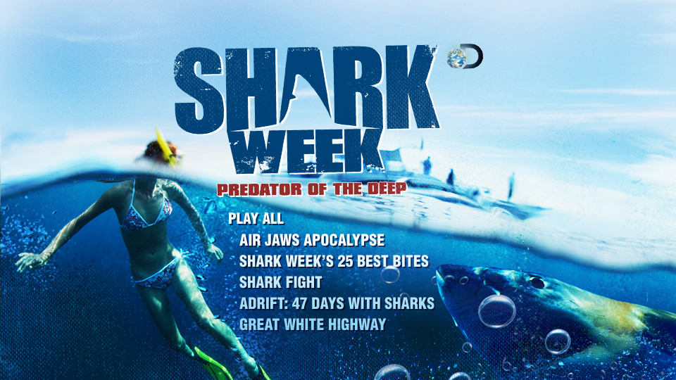 Shark Week: Predator of the Deep