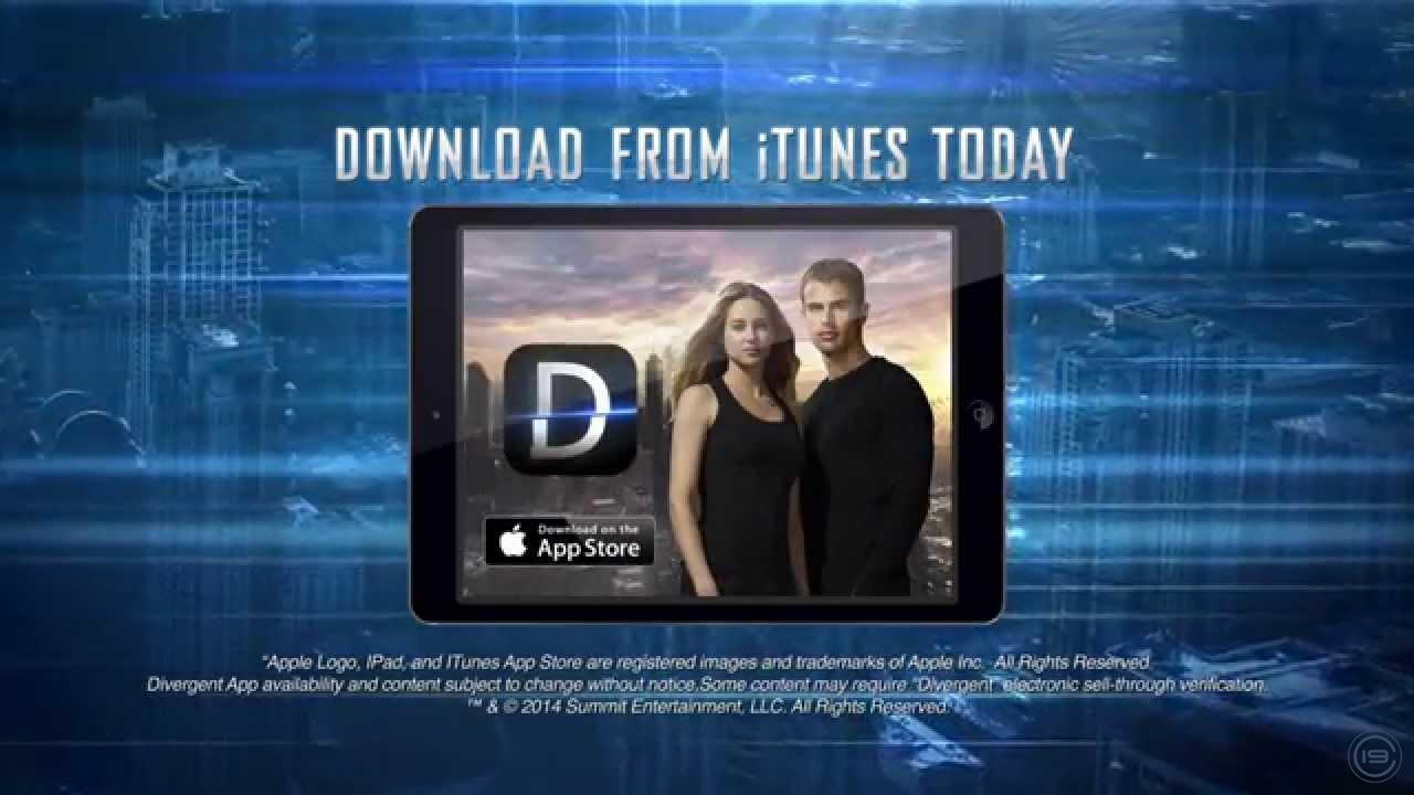 Divergent Companion App